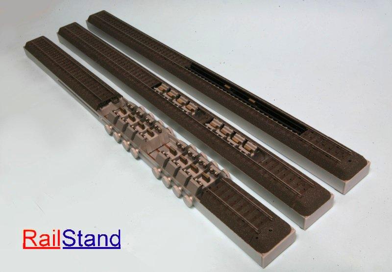 railstand roller test stand. Black Bedroom Furniture Sets. Home Design Ideas